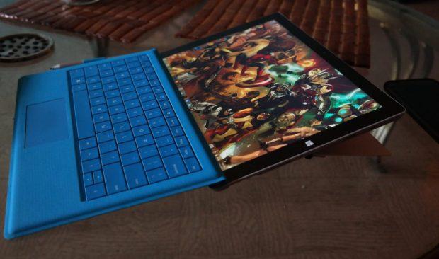 Microsoft Surface Pro 3 Kickstand 3