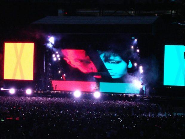 Eminem X Rihanna The Monster Tour