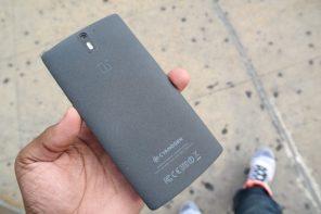 OnePlus One Sandstone 3