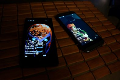 HTC One M8 for Windows Vs Nokia Lumia Icon 4