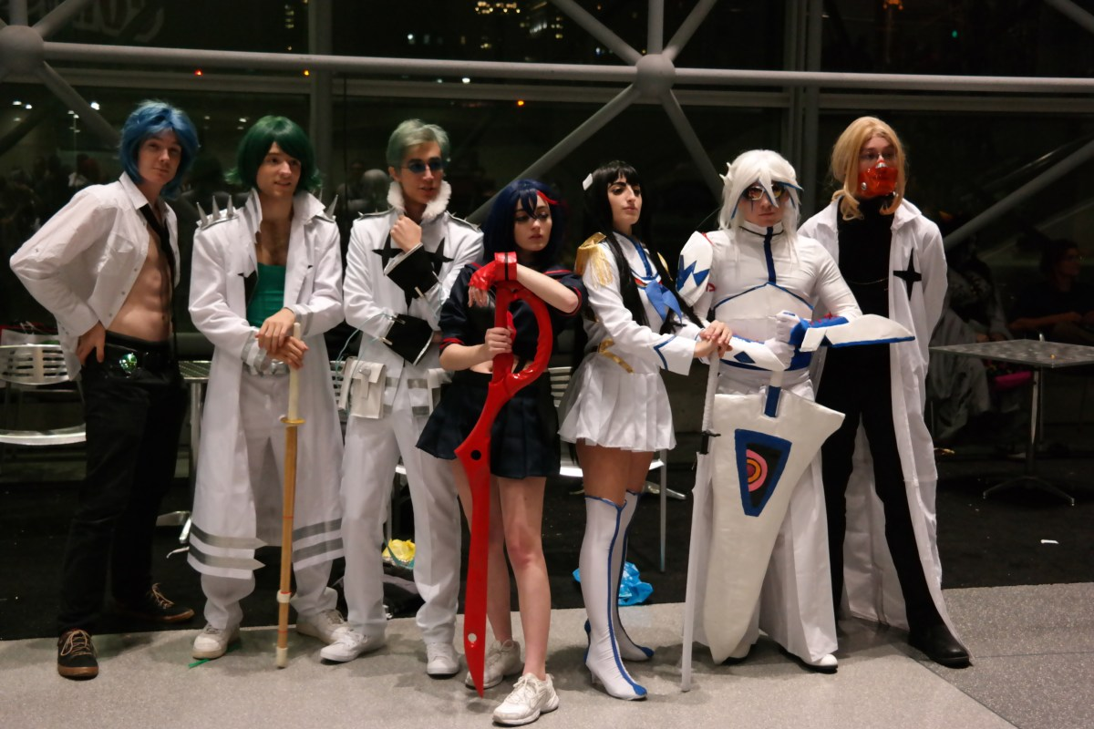 Cosplay at Comic Con