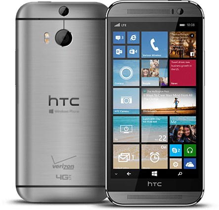 Top Smartphones Holiday Gift Guide - HTC One M8 for Windows