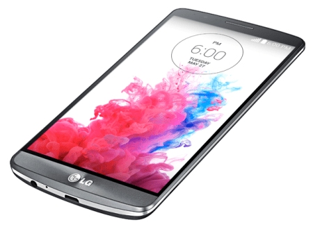Top Smartphones Holiday Gift Guide - LG G3