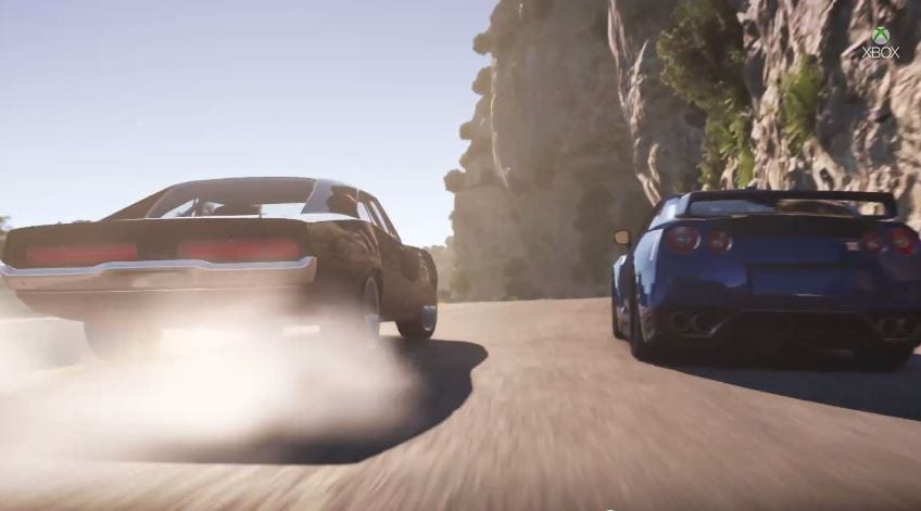 Forza Horizon 2 x Fast and Furious