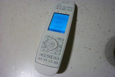 Logitech Harmony Ultimate Home Remote 4