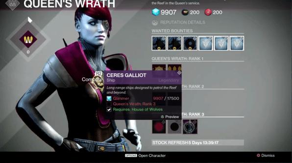 Destiny-HoW-Petra-Queens-Wrath