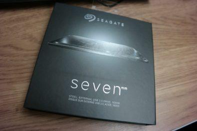 Seagate Seven Box