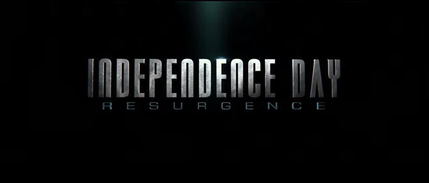 Independence Day: Resurgence Banner
