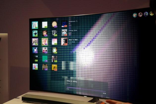 SAMSUNG TV MediaSquare