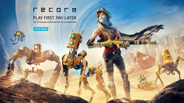 recore-xbox-play-anywhere-trial