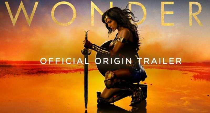 Wonder Woman Trailer Origins