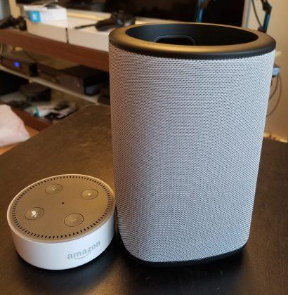 Vaux Echo Dot