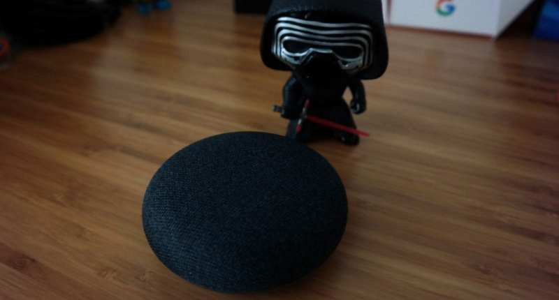 Google Home Mini Star Wars