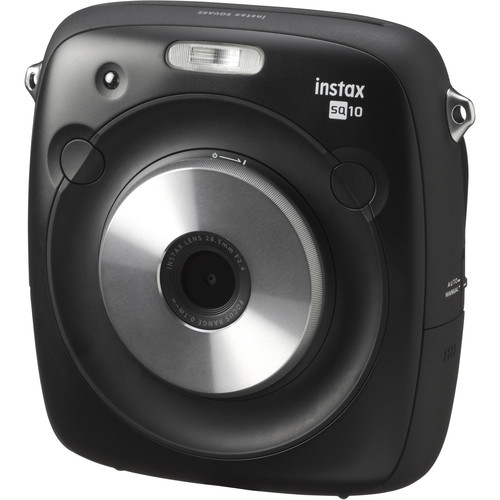 Valentine's Day Gift Guie - Fujifilm Instax square SQ10 Hybrid Instant Camera