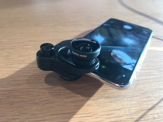 olloclip Connect X for iPhone X