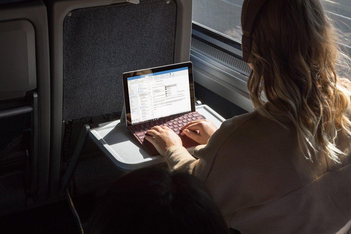 Surface Go Productivity