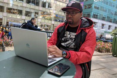 Huawei MateBook X Pro Side Angle 2