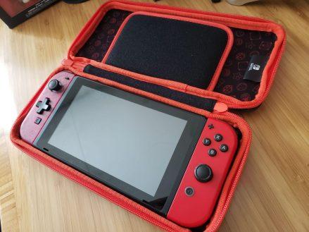 Hori AlumiCASE Nintendo Switch (2)