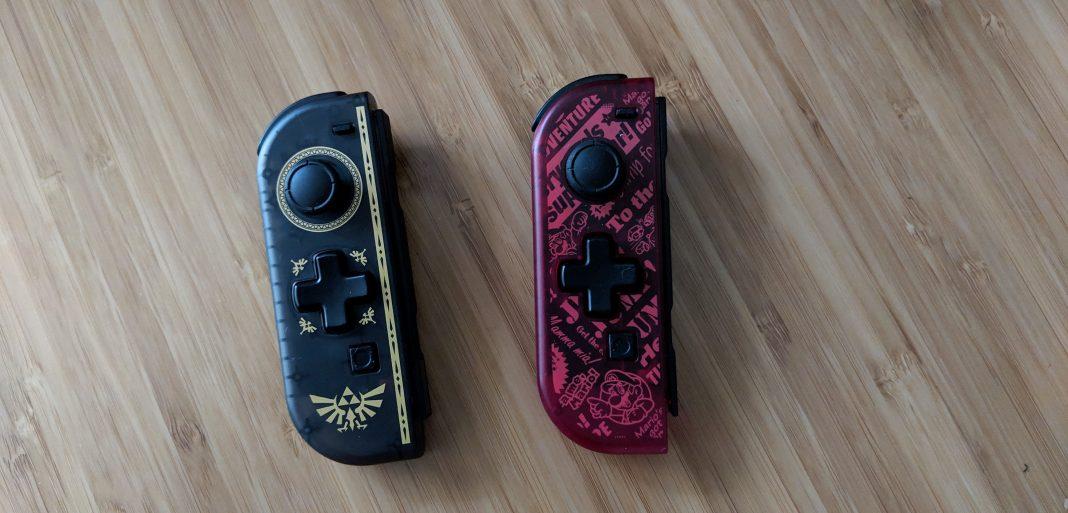 Hori Nintendo Switch Left D Pad Controller (13)