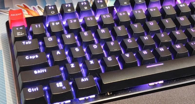 Glorious GMMK Gaming Keyboard