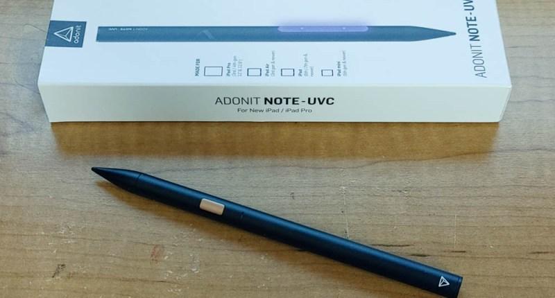 Adonit Note-UVC