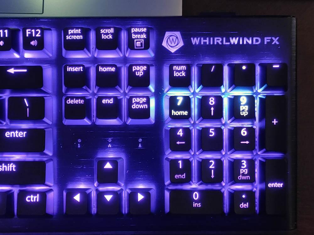 Whirlwind FX Element