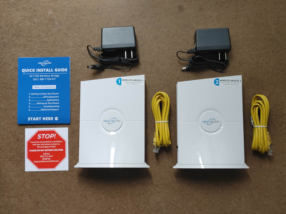 NexusLink Wireless Gaming Bridge