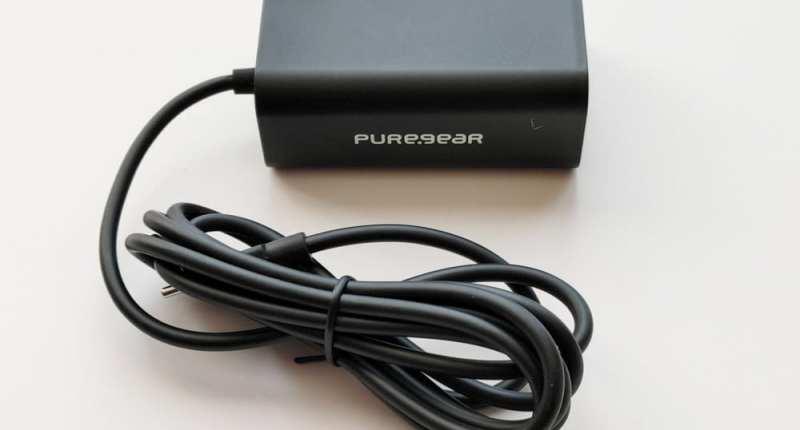 PureGear LightSpeed Charger