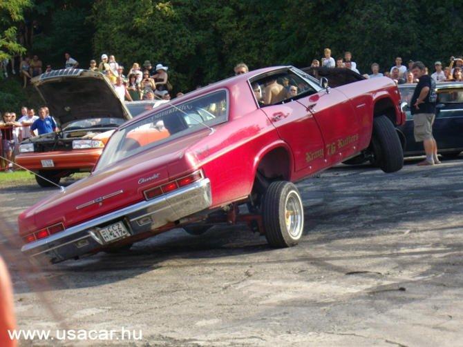 Amerikai autós fesztivál
