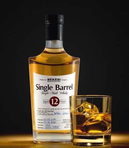 Imádják az első magyar whiskyt