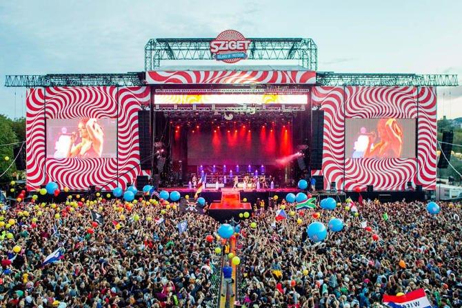 Sziget Fesztivál 2015