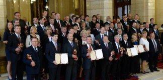 Magyar Termék Nagydíj átadás 2014