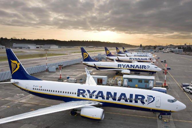 Új Ryanair járat Budapest és Koppenhága között