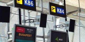 Bővül a Madrid-Budapest légi kapacitás