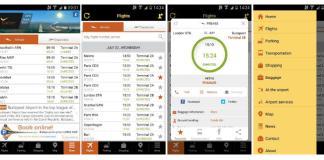 BUD Airport: praktikus mobil applikáció utazóknak!