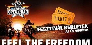 Early Bird jegyvásárlás a 2016-os Harley Fesztiválra