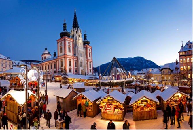 700 éve őrzik a hagyományt Ausztria zöld szívében