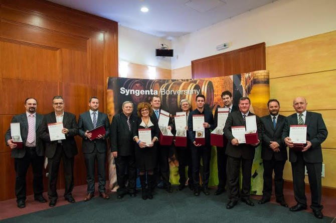 Tokaj végzett az élen az Országos Syngenta Borversenyen