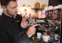 A Nespresso új professzionális barista kávéfőzője