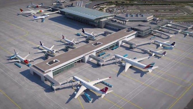 BUD 2020: a repülőtér 50 milliárdból fejleszt