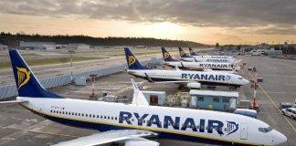 A július rekord hónap a Ryanair számára