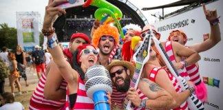 #ibislovesmusic kampány a Sziget Fesztiválon
