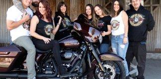 Guns'N'Roses – Harley-Davidson