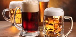 csapolt sör, sörfőzde