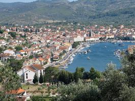 Horvátország, tegnerpart