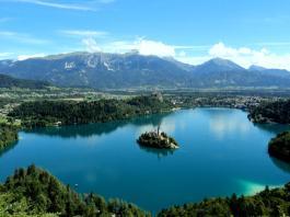 Szlovénia, Bledi tó