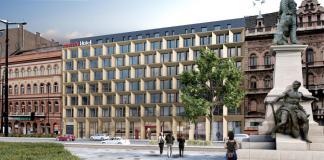 Intercity Hotel - Budapest