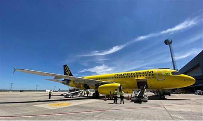 Itapemirim ITA Transportes Aéreos légitársaság