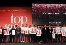 Dining Guide Az Év Étterme díj 2021