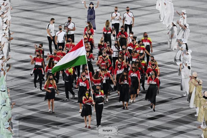 Megkezdődtek a Tokió 2020 nyári olimpiai játékok